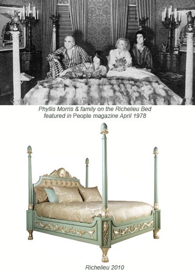The Long, Long Journey of the Richelieu Bed